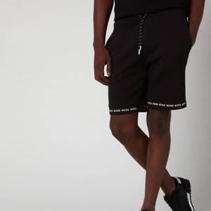BOSS Athleisure Men's Headlo 1 Shorts - Black