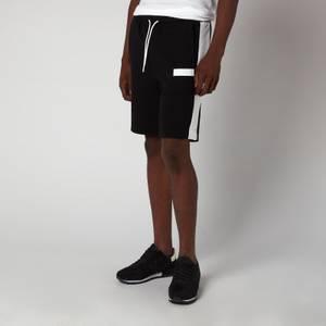 BOSS Athleisure Men's Headlo Batch Shorts - Black