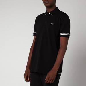 BOSS Athleisure Men's Paddy 1 Polo Shirt - Black