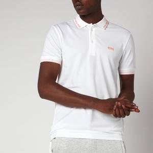 BOSS Athleisure Men's Paule Polo Shirt - White