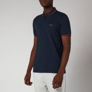 BOSS Athleisure Men's Paule Polo Shirt - Navy