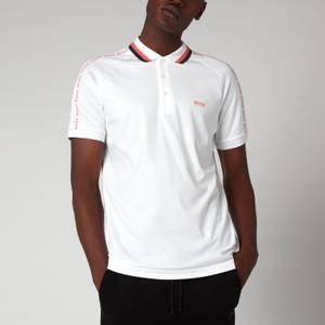 BOSS Athleisure Men's Paule 2 Polo Shirt - White