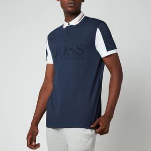 BOSS Athleisure Men's Pavel Polo Shirt - Navy