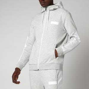 BOSS Athleisure Men's Saggy Batch Hoody - Pastel Grey
