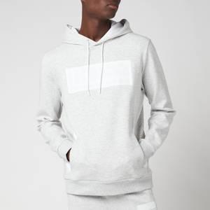 BOSS Athleisure Men's Soody Batch Hoodie - Pastel Grey