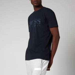 BOSS Athleisure Men's Tee 3 T-Shirt - Navy