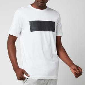 BOSS Athleisure Men's Tee Batch 1 T-Shirt - White