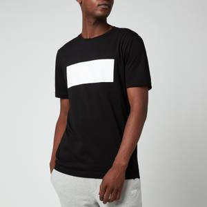 BOSS Athleisure Men's Tee Batch 1 T-Shirt - Black
