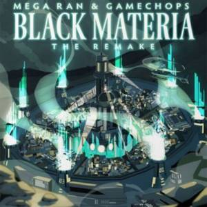 Mega Ren - Black Materia: The Remake 2xLP