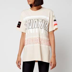 P.E Nation Women's Westbrook T-Shirt - Pearled Ivory