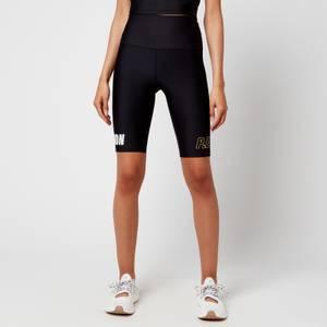 P.E Nation Women's Front Runner Short - Black