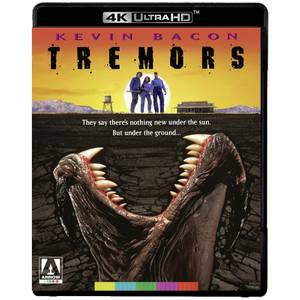 Tremors - 4K Ultra HD