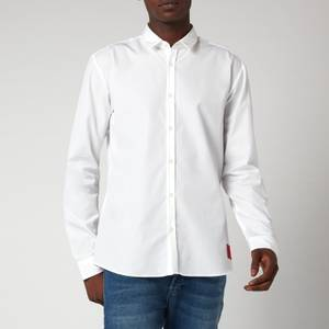 HUGO Men's Red Label Shirt - Open White