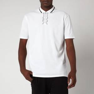 HUGO Men's Dolmar Polo Shirt - White