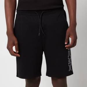 HUGO Men's Doolio Sweat Shorts - Black