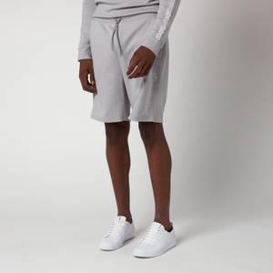 HUGO Men's Doolio Sweat Shorts - Silver