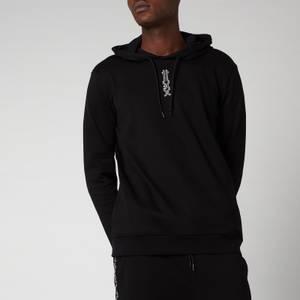 HUGO Men's Dondy Hoodie - Black