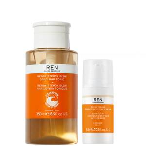 REN Clean Skincare The Radiance Daytime Duo