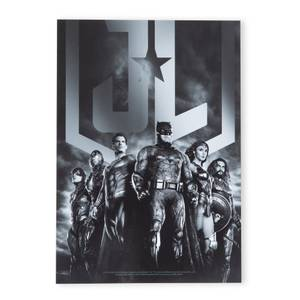 Justice League Team Poster Giclee Art Print