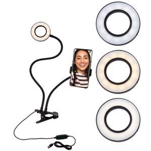 Desk Clamp Selfie Station
