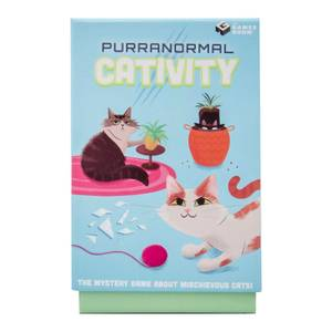 Purranormal Cativity Game