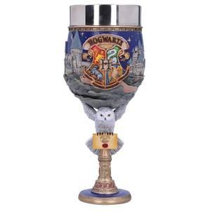 Harry Potter Hogwarts Collectable Goblet 19.5cm