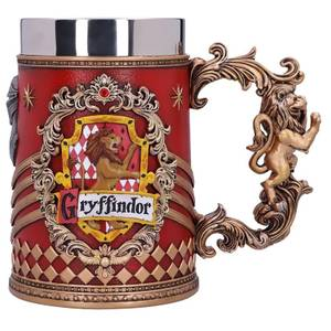 Harry Potter Gryffindor Collectable Tankard 15.5cm