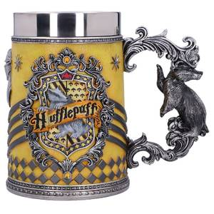 Harry Potter Hufflepuff Collectable Tankard 15.5cm