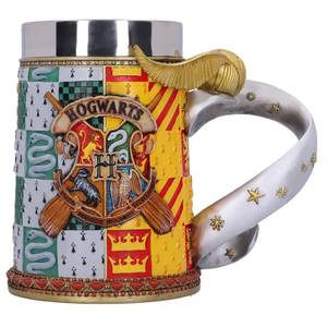 Harry Potter Golden Snitch Collectable Tankard 15.5cm