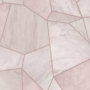 Grandeco Marble Apex Pink Wallpaper