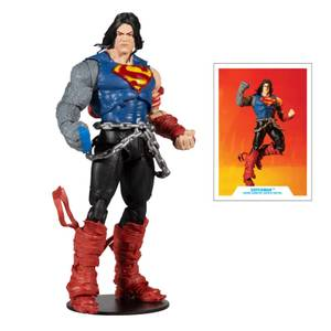 McFarlane Toys DC Build-A-Figure Wv4 - Death Metal - Superman Action Figure