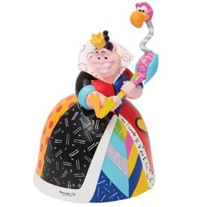 Disney Britto Collection Queen Of Hearts Figurine