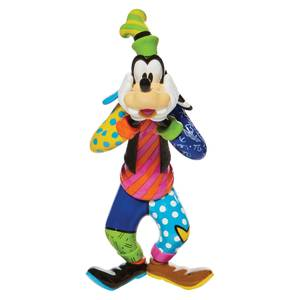 Disney Britto Collection Goofy Figurine