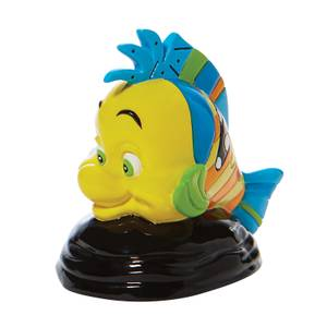 Disney Britto Collection Flounder Mini Figurine