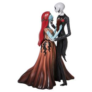 Disney Showcase Collection Jack And Sally Love Fig