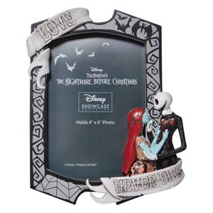 Disney Showcase Collection Jack And Sally Photo Frame