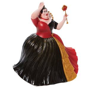 Disney Showcase Collection Queen Of Hearts Figurine