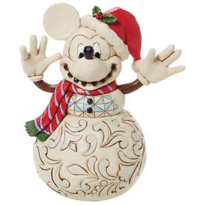 Disney Traditions Mickey Mouse Snowman