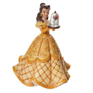 Disney Traditions Belle Deluxe Figurine