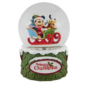 Disney Traditions Mickey & Minnie Waterball