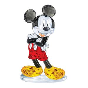 Disney Showcase Collection Mickey Mouse Facet Figurine