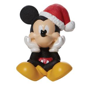 Disney By Department 56 Christmas Mickey Mouse Fig