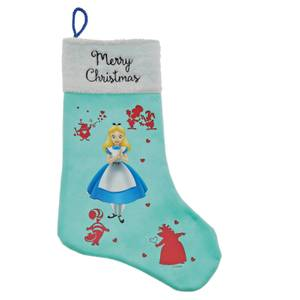 Enchanting Disney Collection Alice In Wonderland Stocking
