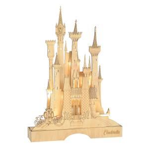 Disney By Department 56 Cinderella Illuminated Castle