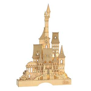 Disney By Department 56 Beauty And The Beast Castle