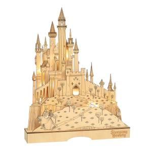 Disney By Department 56 Sleeping Beauty Castle