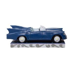 DC Comics By Jim Shore Batmobile Figurine