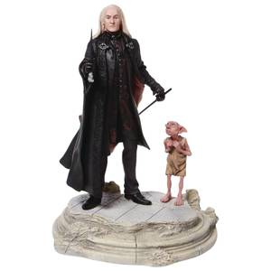 Wizarding World Of Harry Potter Lucius & Dobby Figurine