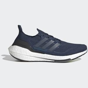 adidas Ultra Boost 21 Running Shoes - Crew Navy/Crew Navy/Core Black