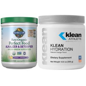 Garden of Life Hydration and Foundational Health Bundle